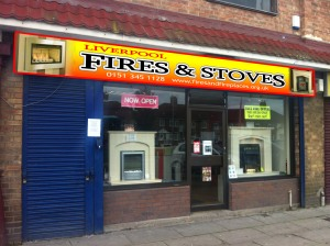 Liverpool Fires, Stoves, Fireplaces